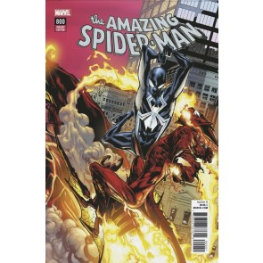 Amazing Spider-Man (2015) #800 VF/NM Ramos Humberto Variant cover