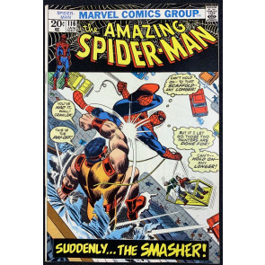 Amazing Spider-Man (1963) #116 FN (6.0) Mark Jewelers insert