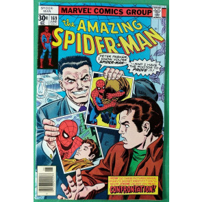Amazing Spider-Man (1963) #169 VF+ (8.5)