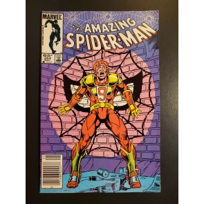 AMAZING SPIDER-MAN #264 (1985) VF+ 8.5 1st appearance Red 9  