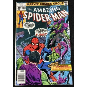 Amazing Spider-Man (1963) #180 FN+ (6.5) Green Goblin Cover & Story