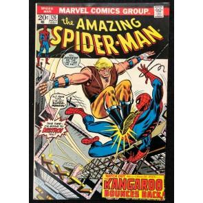 Amazing Spider-Man (1963) #126 VF- (7.5) Kangaroo Ross Andru