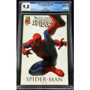 Amazing Spider-Man (1963) #608 CGC 9.8 variant cover (2016786008)