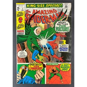 Amazing Spider-Man Annual (1964) #7 FN/VF (7.0) Vulture