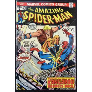 Amazing Spider-Man (1963) #126 VF (8.0) Kangaroo cover Mark Jeweler variant