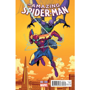 Amazing Spider-man (2015) #2 VF- Prowler Variant Cover