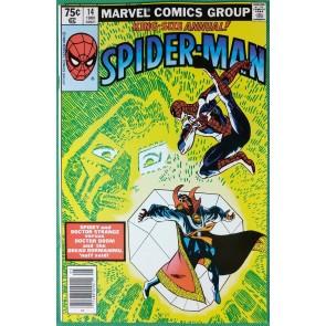 Amazing Spider-Man (1963) Annual #14 (1980) VF+ (8.5) Frank Miller art