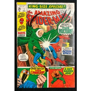Amazing Spider-Man Annual (1964) #7 FN (6.0) Vulture Chameleon