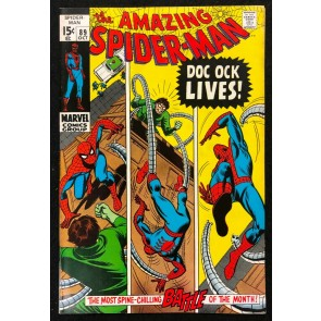 Amazing Spider-Man (1963) #89 VF- (7.5) Doctor Octopus