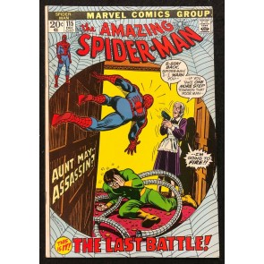 Amazing Spider-Man (1963) #115 VF/NM (9.0) Aunt May Doctor Octopus