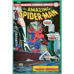 Amazing Spider-Man (1963) #144 VF (8.0) 1st full app Gwen Stacey clone