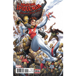 Amazing Spider-Man: Renew Your Vows (2016) #2 VF/NM
