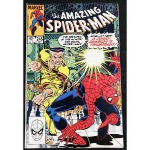Amazing Spider-Man (1963) #246 VF+ (8.5)