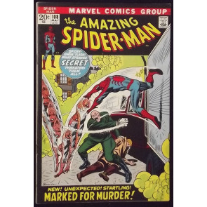 AMAZING SPIDER-MAN #108 FN/VF