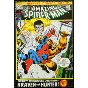 AMAZING SPIDER-MAN #111 FN/VF KRAVEN
