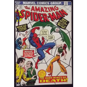 AMAZING SPIDER-MAN #127 VF-
