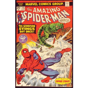 AMAZING SPIDER-MAN #145 VF- VS SCORPION CLONE SAGA