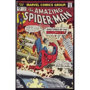 AMAZING SPIDER-MAN #152 VF+ SHOCKER APPEARANCE