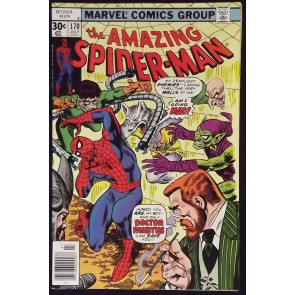 AMAZING SPIDER-MAN #170 NM- DOCTOR FAUSTUS