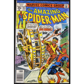 AMAZING SPIDER-MAN #183 NM-