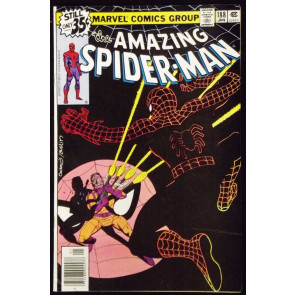 AMAZING SPIDER-MAN #188 FN+ VS JIGSAW