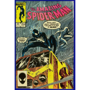 AMAZING SPIDER-MAN #254 NM 50% OFF GUIDE PRICE