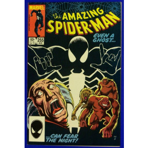 AMAZING SPIDER-MAN #255 NM 50% OFF GUIDE PRICE