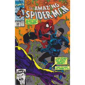 AMAZING SPIDER-MAN #349 VF/NM ERIK LARSEN
