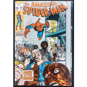 AMAZING SPIDER-MAN #99 FN+