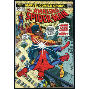Amazing Spider-Man (1963) #123 VF/NM (9.0) classic Luke Cage battle cover