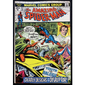 Amazing Spider-Man (1963) #117 FN/VF (7.0) Mark Jeweler variant