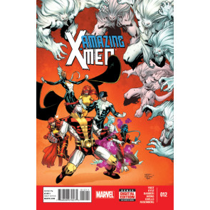 AMAZING X-MEN (2013) #12 VF/NM MARVEL NOW!