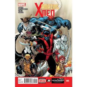 AMAZING X-MEN (2013) #5 VF/NM MARVEL NOW!