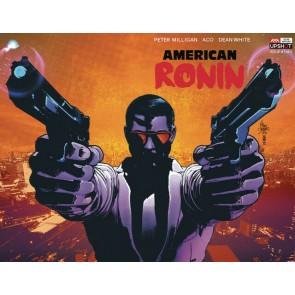 American Ronin (2020) #1 VF/NM Mike Deodator Jr Cover B AWA Studios Upshot