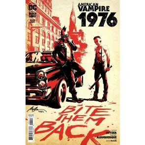 American Vampire 1976 (2020) #9 VF/NM Rafael Albuquerque Black Label