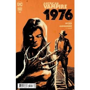 American Vampire 1976 (2020) #3 VF/NM Rafael Albuquerque Black Label