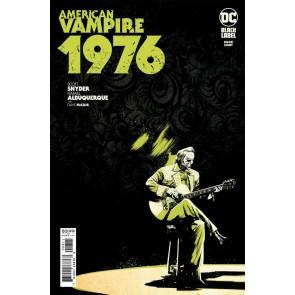 American Vampire 1976 (2020) #8 VF+ Rafael Albuquerque Black Label