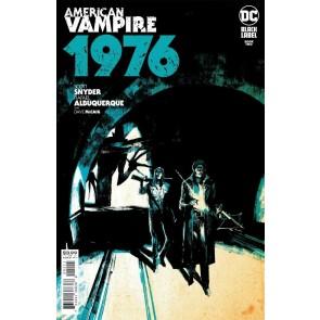 American Vampire 1976 (2020) #2 VF/NM Rafael Albuquerque Black Label