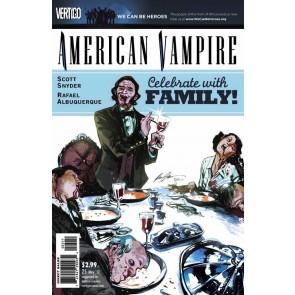 AMERICAN VAMPIRE (2010) #25 VF+ VERTIGO