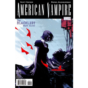 AMERICAN VAMPIRE (2010) #30 FN/VF VERTIGO