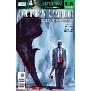 AMERICAN VAMPIRE: LORD OF NIGHTMARES (2012) #5 OF 5 VF- VERTIGO