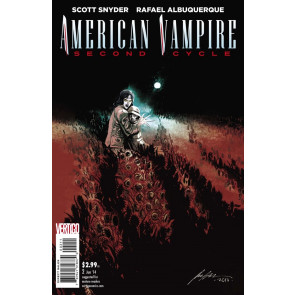 AMERICAN VAMPIRE: SECOND CYCLE (2014) #2 OF 5 FN/VF VERTIGO