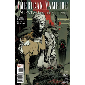 AMERICAN VAMPIRE: SURVIVAL OF THE FITTEST (2011) #5 OF 5 FN/VF VERTIGO