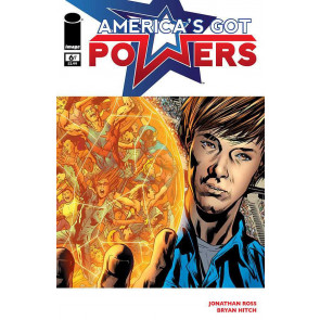 AMERICA'S GOT POWERS #6 OF 6 NM IMAGE COMICS