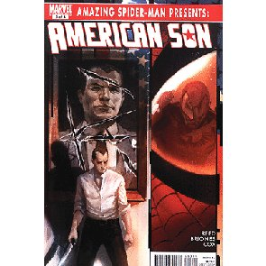 AMAZING SPIDER-MAN PRESENTS: AMERICAN SON #3 OF 4 NM