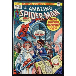 Amazing Spider-Man (1963) #131 VF+ (8.5) Doc Oct cover Mark Jeweler variant