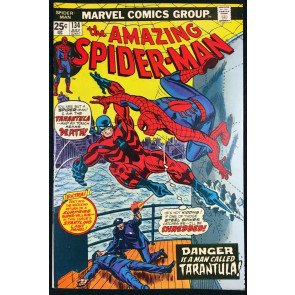 Amazing Spider-Man (1963) #134 VF/NM (9.0) 1st app Tarantula 2nd cameo Punisher