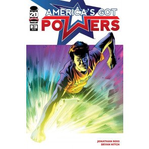 AMERICA'S GOT POWERS #3 OF 6 NM IMAGE COMICS