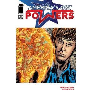AMERICA'S GOT POWERS #6 OF 6 NM IMAGE COMICS