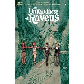 An Unkindness of Ravens (2020) #4 VF/NM Dan Panosian Cover Boom! Studios